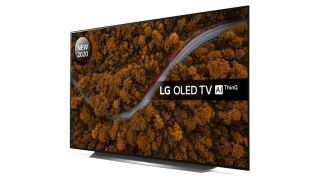 You can now order LG's 48in OLED TV