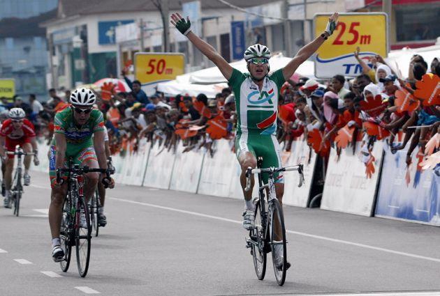Jeremy Hunt Tour of Langkawi 2008