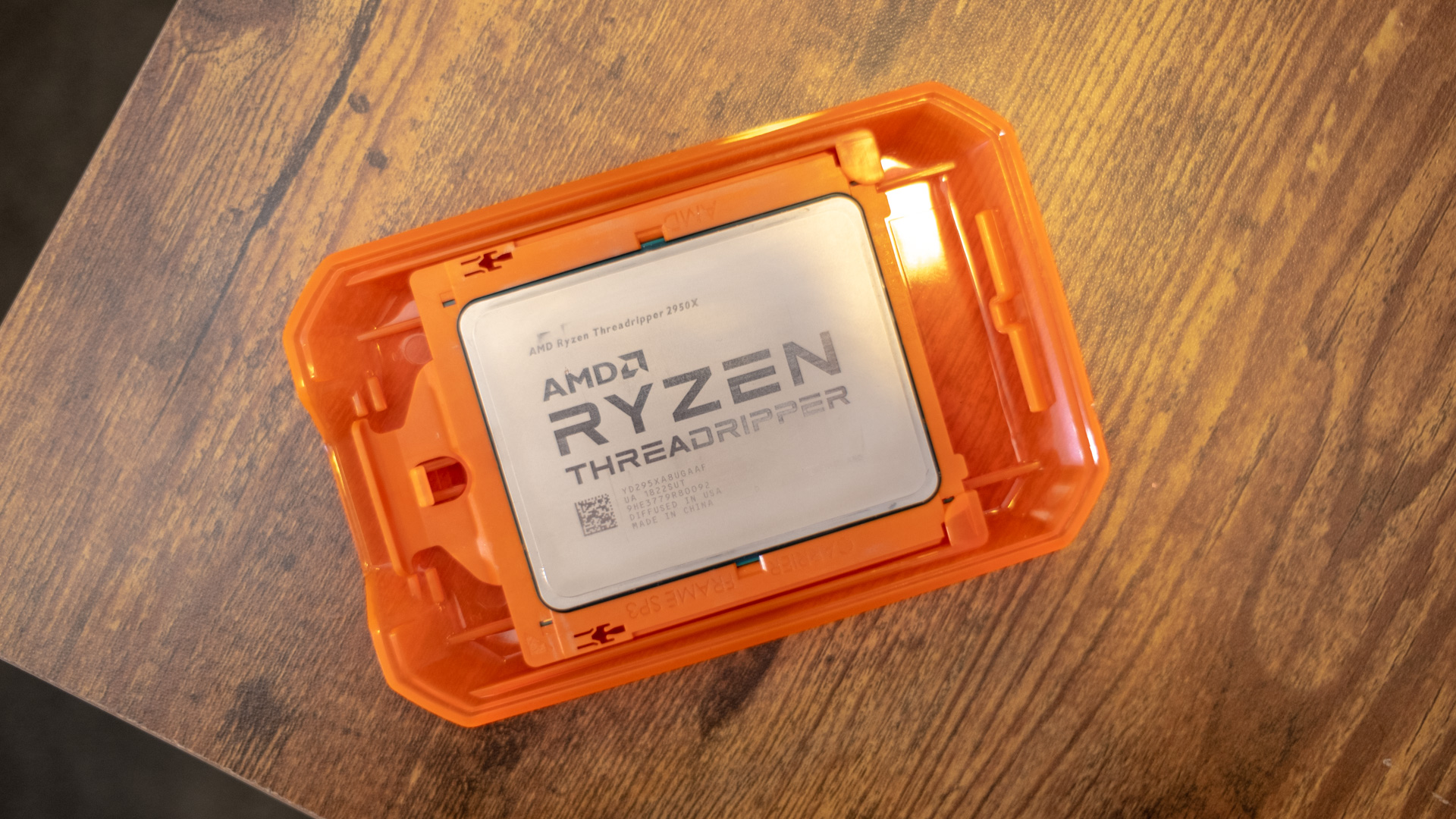 AMD Ryzen Threadripper 2950X review | TechRadar