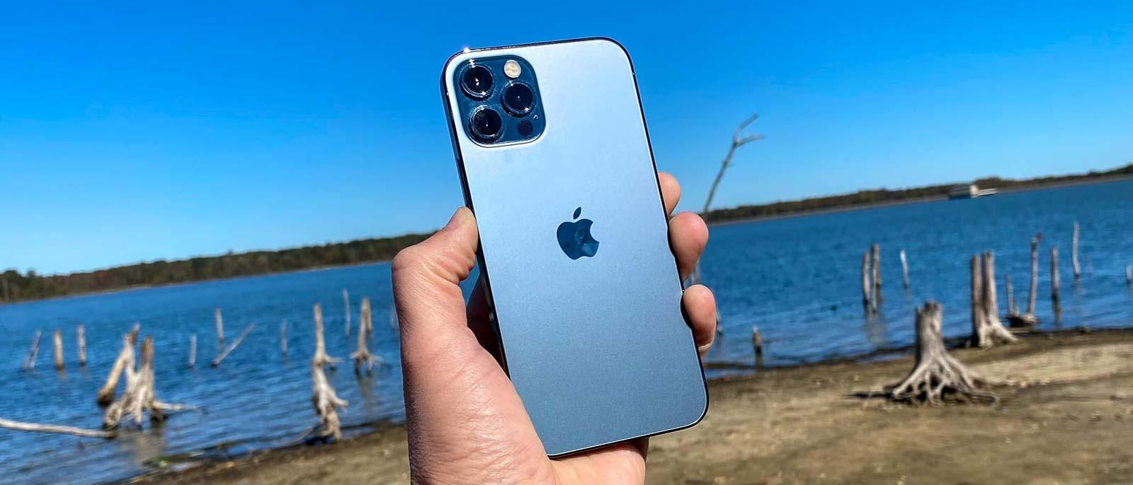 Обзор iPhone 12 Pro