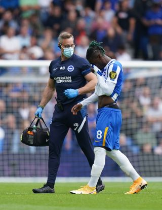 Brighton and Hove Albion v Everton – Premier League – Amex Stadium