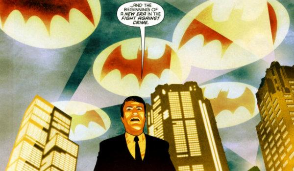 Batman Incorporated Bruce Wayne
