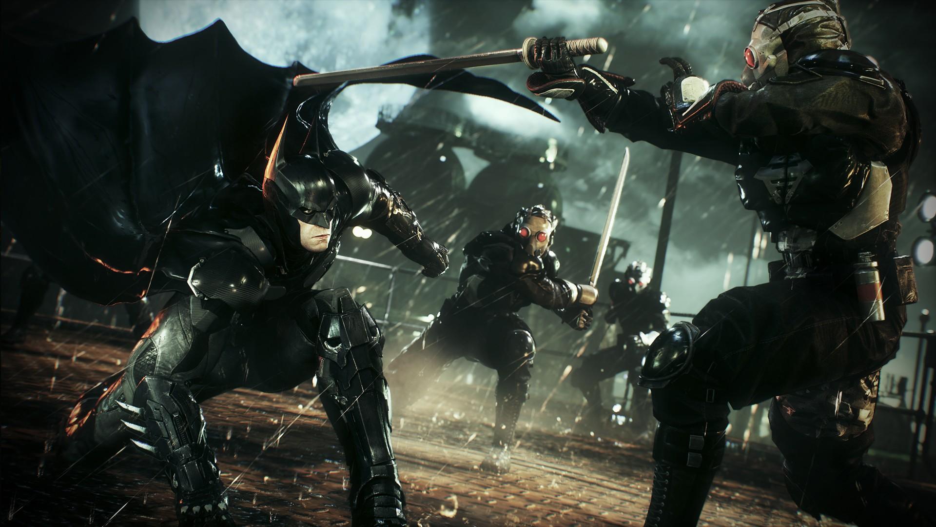 Batman: Arkham developer Rocksteady hiring for 'highly