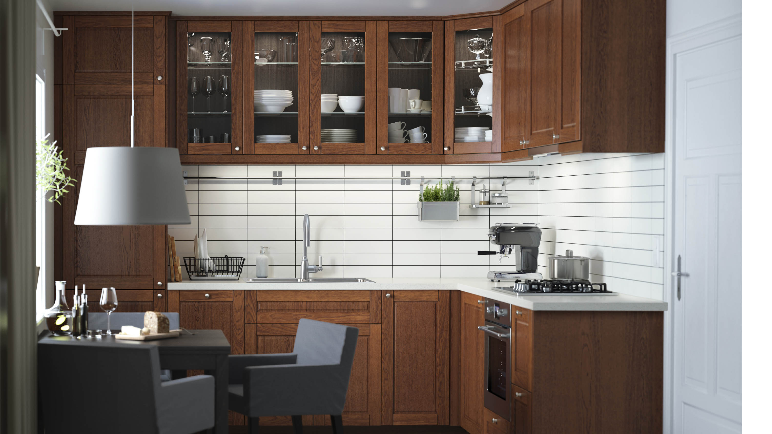 How To Design A Small Kitchen Real Homes