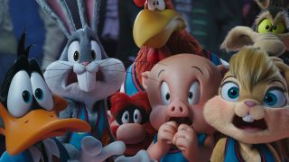 The Looney Tunes are back in Space Jam: A New Legacy