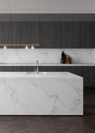 Best Types Of Kitchen Worktop Granite Quartz Marble