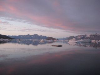 greenland ice sheet, environment, icebergs, natural climate variability, greenland glaciers, climate change, helheim glacier