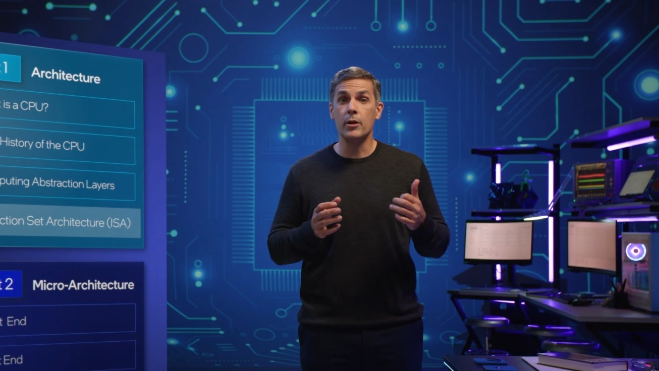 This Intel video series is a great way to learn how CPUs work