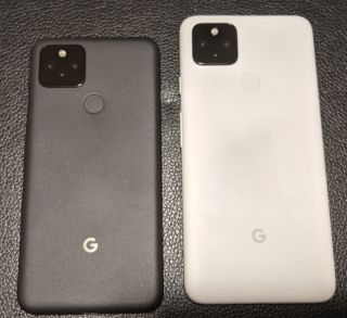 Is this the upcoming Pixel 5 and Pixel 4a 5G?