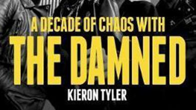 Cover art for Smashing It Up: A Decade Of Chaos With The Damned by Kieron Tyler
