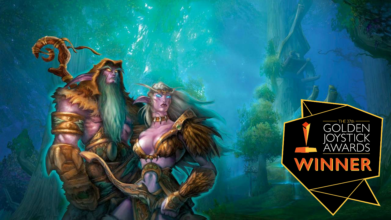 World Of Warcraft Classic Winds Back The Clock To Win The Pc Game