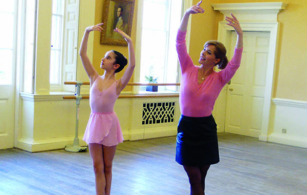 Darcey Bussell describes Margot Fonteyn as 'the dancer who embodies all that is beautiful about the ballet', an inspiration to Darcey and countless other dancers.