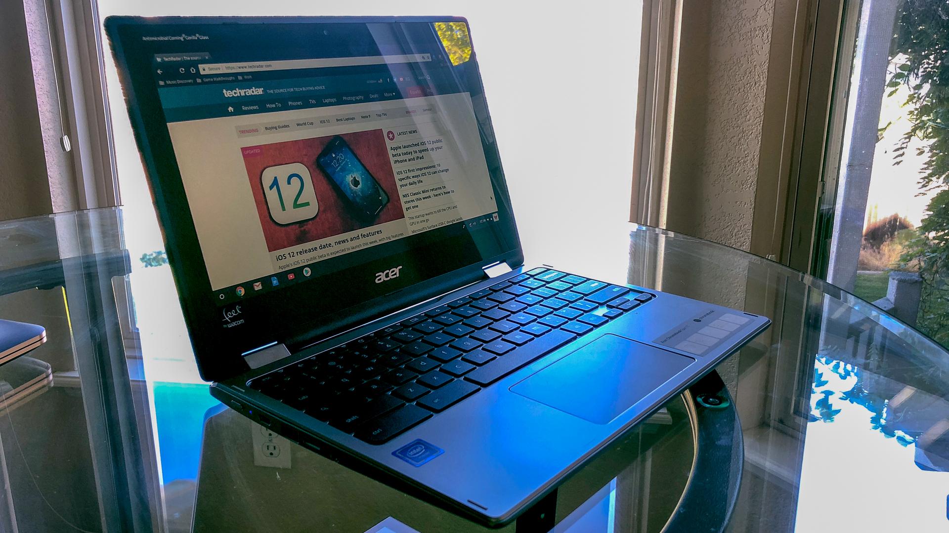 Acer Chromebook Spin 11 Review Techradar