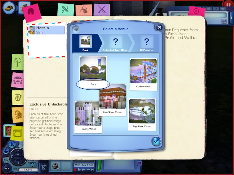 The Sims 3 Showtime Expansion Pack Review: Music, Magic And Acrobatics #21064