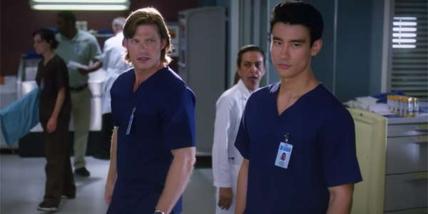 New Mcsteamy doctors on Grey's Anatomy