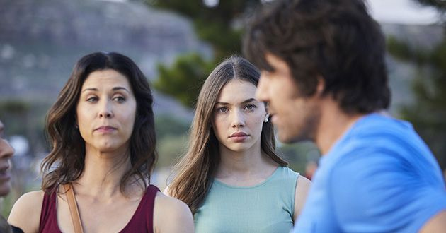 The pressure of keeping things from her grandma is getting to much for Coco Astoni in Home and Away.