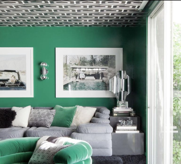 Martyn Lawrence Bullard living room