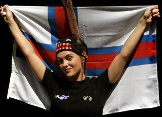 Soccer – Scotland Fans – Torshavn
