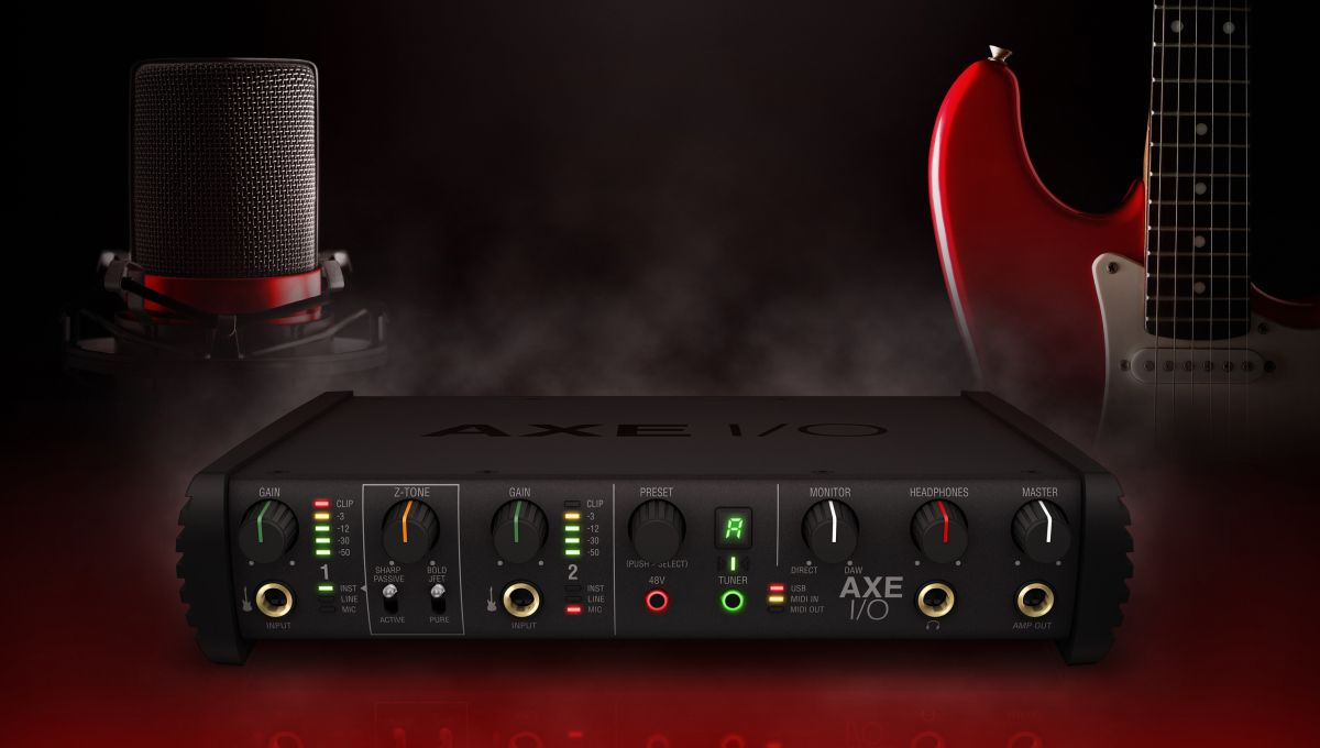 NAMM 2019: IK Multimedia Unveils New AXE I/O Audio Interface