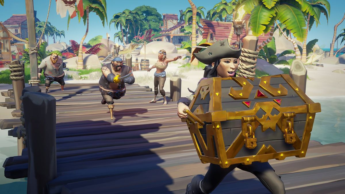 Sea of Thieves how to make gold quick guide: build that boat of your