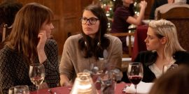 Happiest Season Director Clea Duvall Explains Why She Went With That Ending For The Kristen Stewart Movie