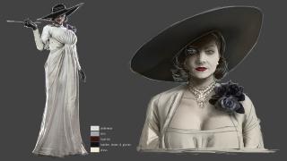 Resident Evil Village: Here's Lady Dimitrescu's feet size