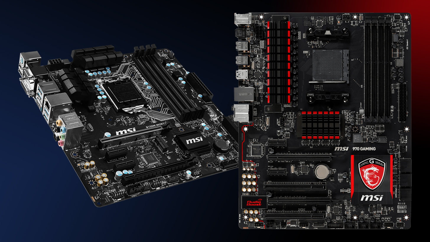 Best Motherboards 2020 The Best Motherboards For Intel And Amd