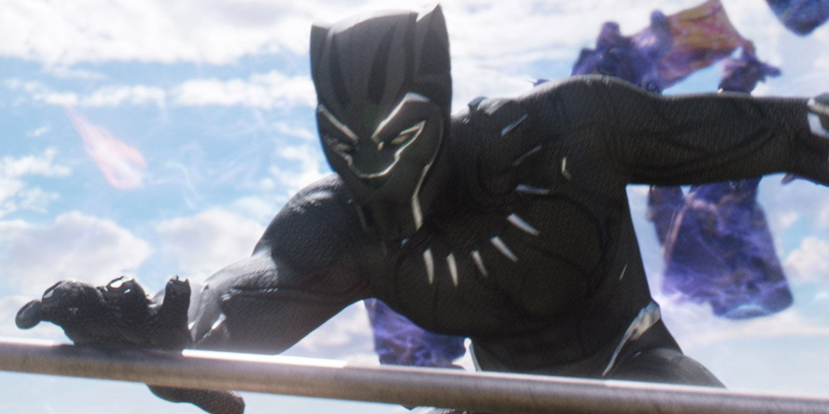 Marvel Celebrates Black Panther's Third Anniversary With Some Beautiful Photos
