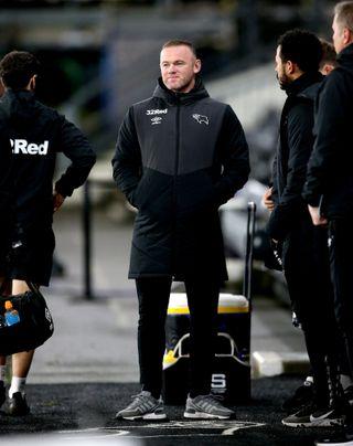 Derby County v Swansea City – Sky Bet Championship – Pride Park