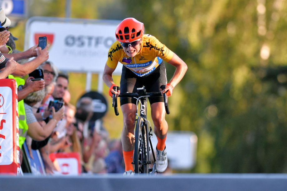 Three stages in a row brings Marianne Vos a third Ladies Tour of Norway title