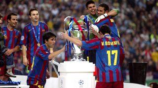 Deco, 2006 Champions League Final