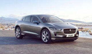Jaguar i-pace: lede