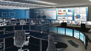 Designing Command & Control Rooms for 4K, 8K, and Beyond