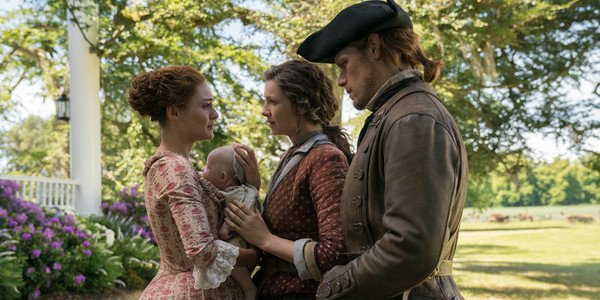 outlander season 4 finale man of worth brianna claire jamie river run starz