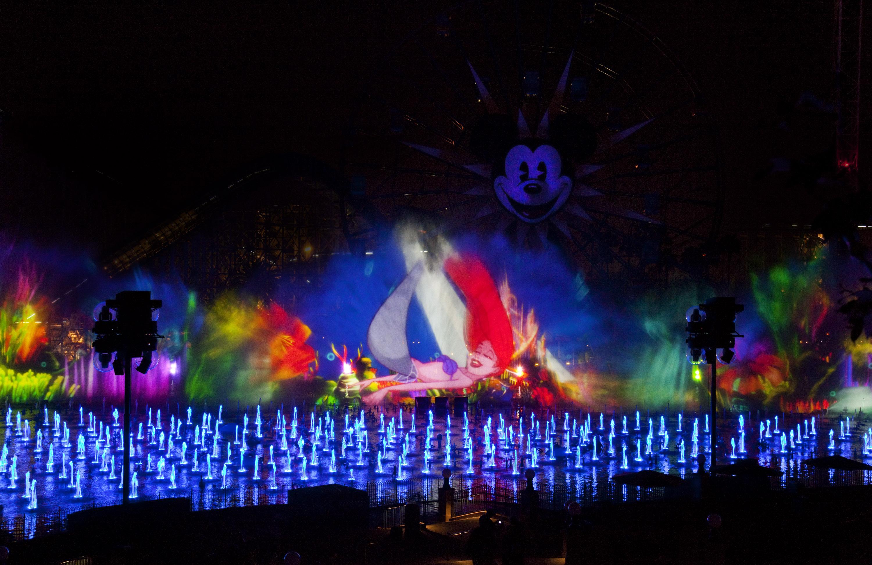 Wolrd of Color at Disney California Adventure