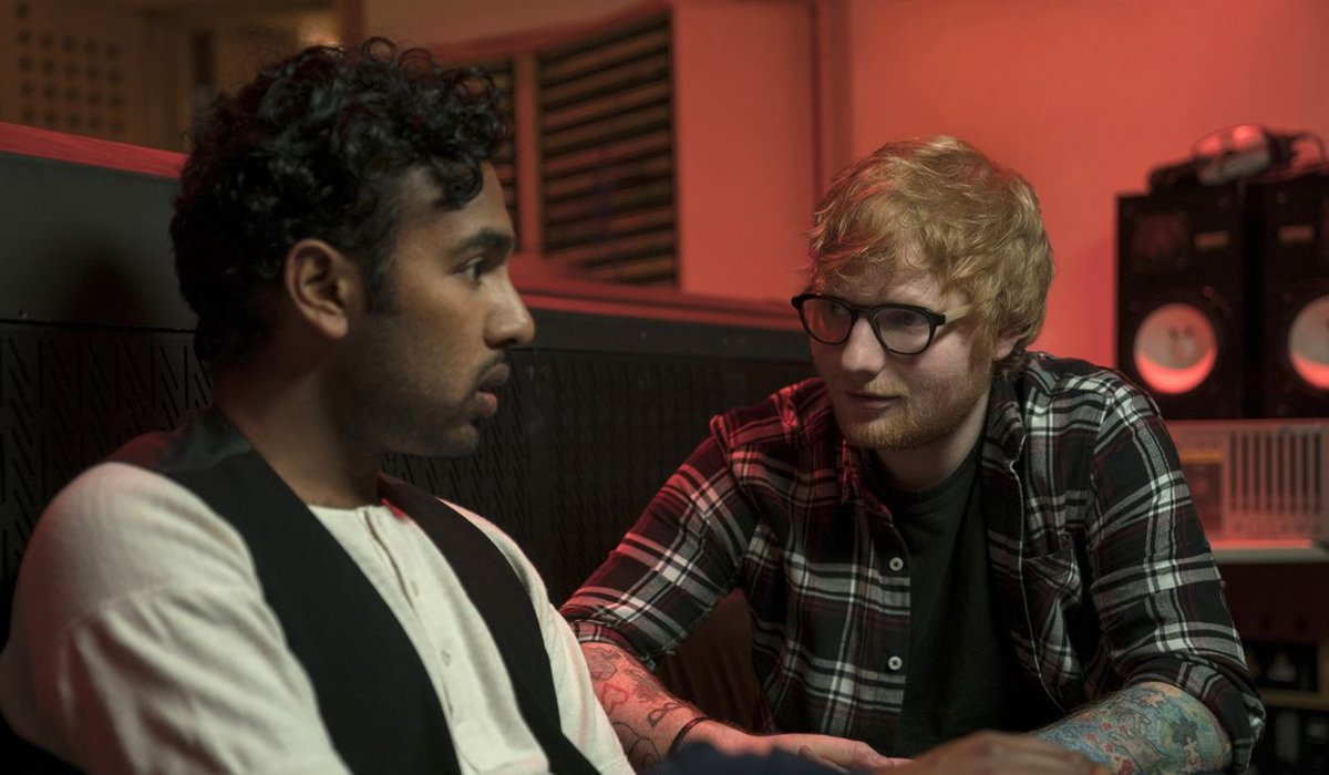 Yesterday Ed Sheeran talks with Himesh Patel