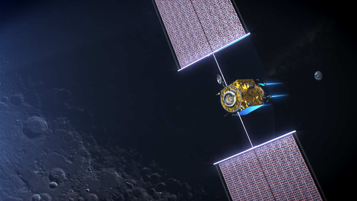 NASA Chooses Maxar as Key Artemis Moon Plan Partner
