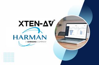 XTEN-AV strengthens its AV platform in collaboration with Harman Professional