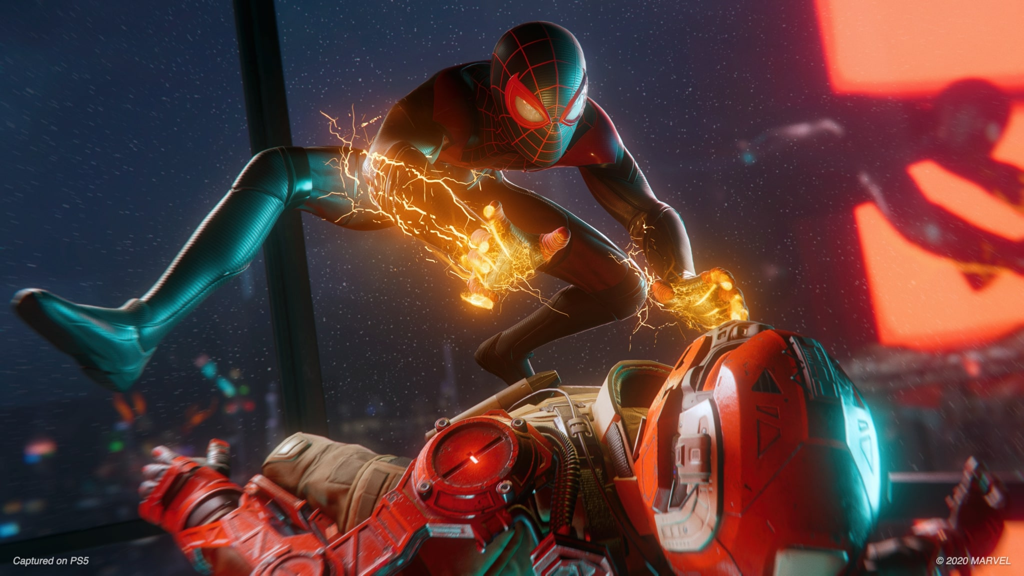 Spider Man Miles Morales Is A Standalone Game Confirms Insomniac