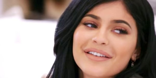 Kylie Jenner smiling on Life of Kylie