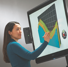 Chief Now Shipping New Interactive Solutions for Flat Panel Displays
