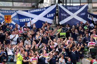Soccer – Soccer – UEFA European Championship Qualifying – Group D – Republic of Ireland v Scotland – Aviva Stadium