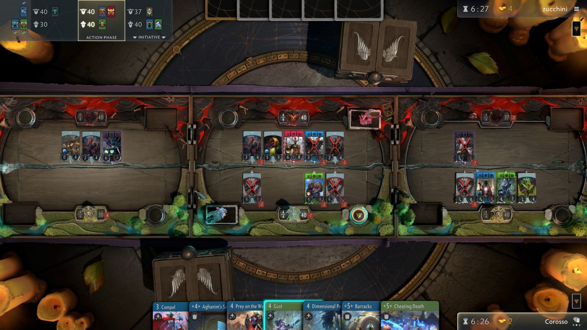 Artifact has had a steep decline in players since launch