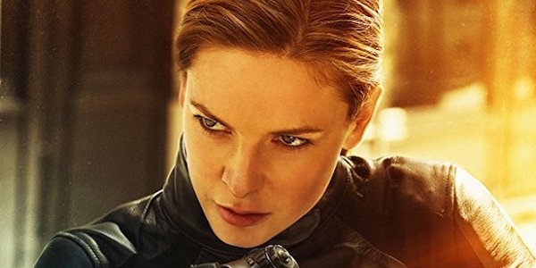 Rebecca Ferguson in Mission: Impossible - Fallout