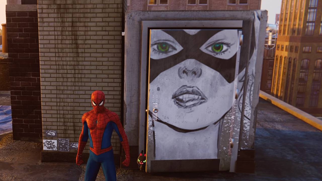 Marvel S Spider Man Ps4 Black Cat Stakeouts Locations Gamesradar