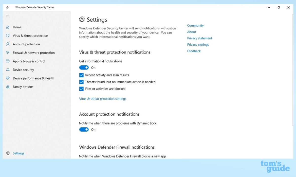 Microsoft Windows Defender: Finally Good Enough | Tom's Guide
