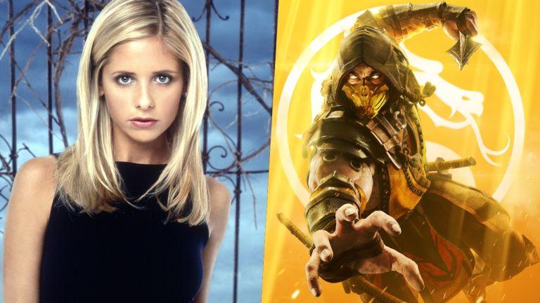 Mortal Kombat Buffy
