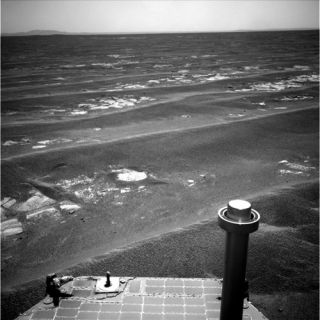 Opportunity rover 20 miles