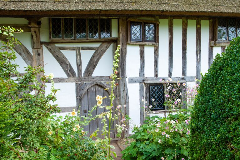 National Trust property Alfriston Clergy