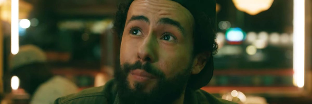 Ramy Yousseff on Hulu's Ramy